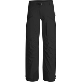 """Black Diamond W's Mission Pants Black"""